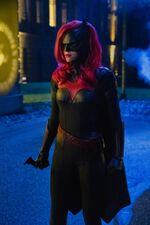 Rowand Batwoman