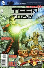 Teen Titans Vol 4-7 Cover-1