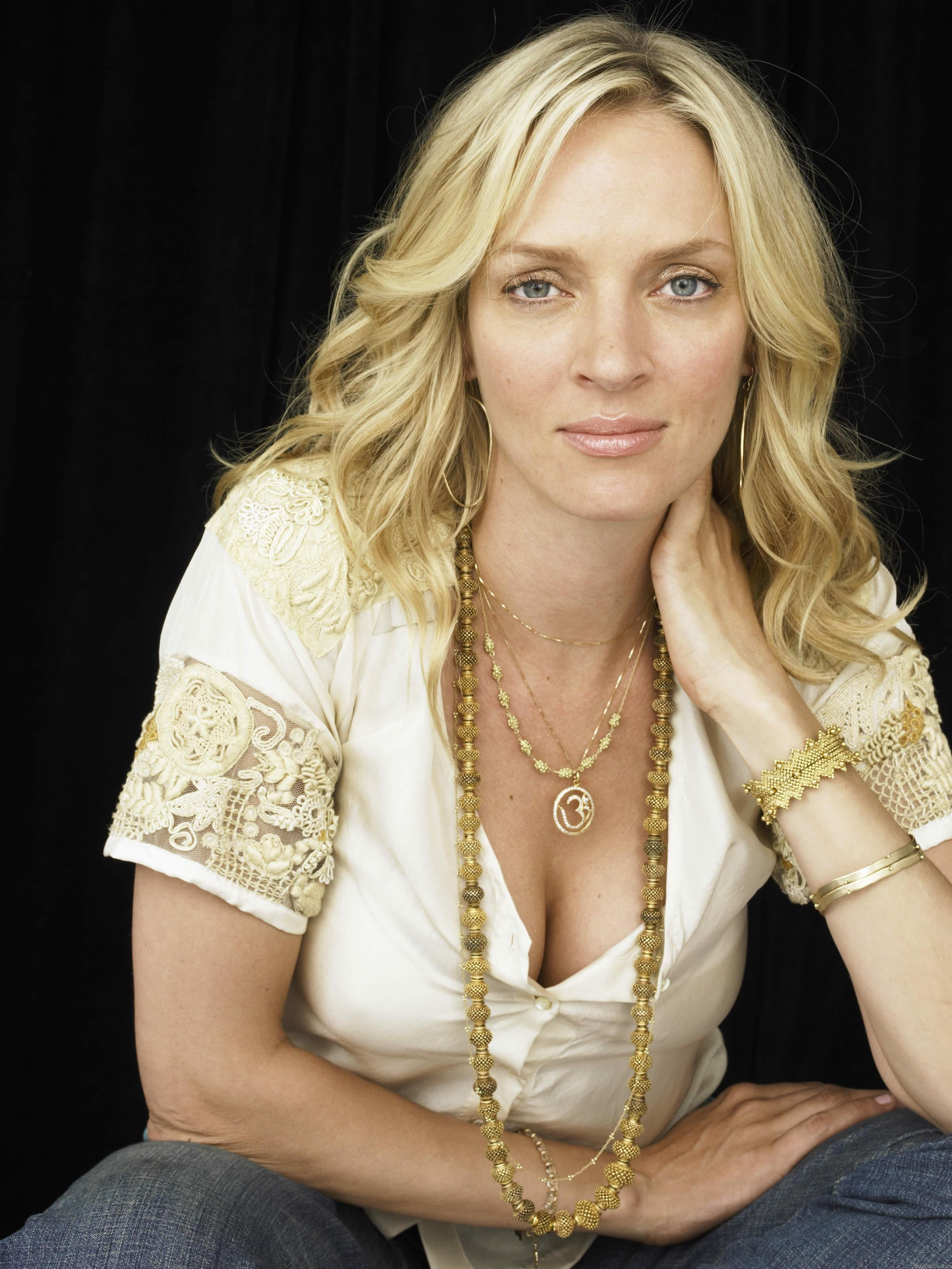 Uma Thurman Uma Thurman new foto