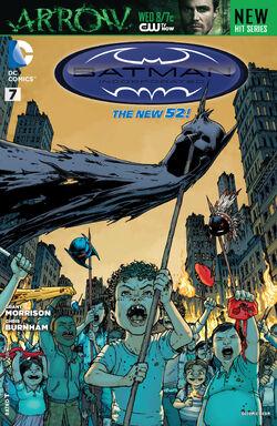 Batman Incorporated Vol 2-7 Cover-1