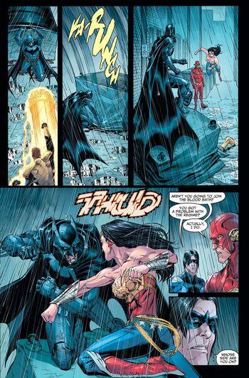 Injustice Año Cinco Vol.1 26 imagen