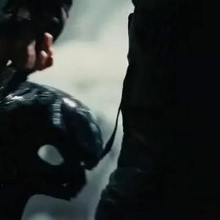 Bane, después de derrotar a Batman.