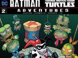 Batman/Teenage Mutant Ninja Turtles Adventures Vol.1 2