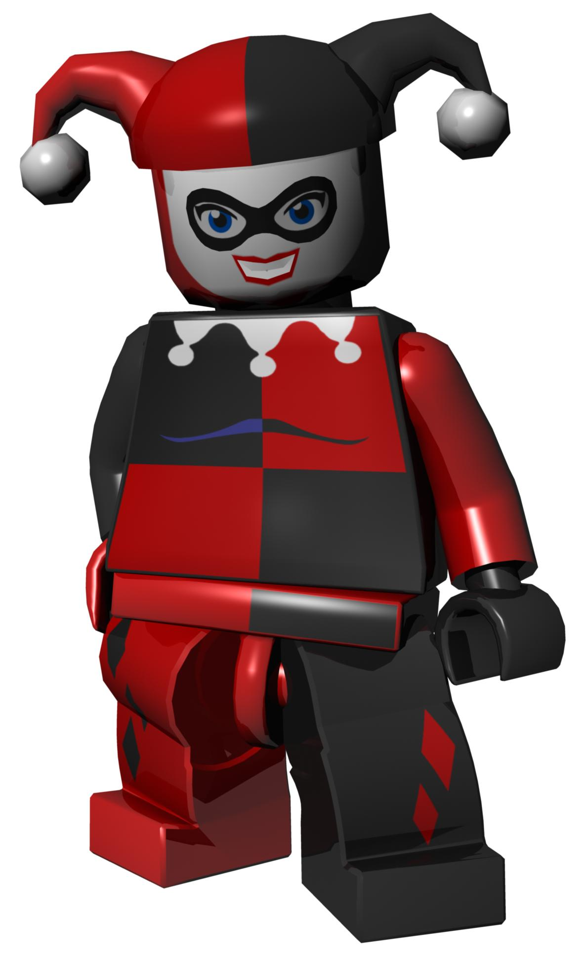 Harley Quinn Lego Video Games Batman Wiki Fandom