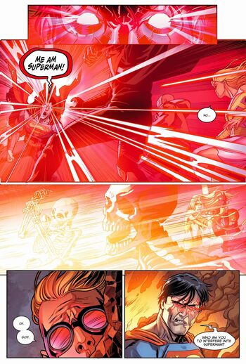 Injustice Año Cinco Vol.1 10 imagen