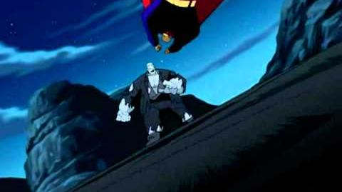 Justice League - Superman vs Solomon Grundy