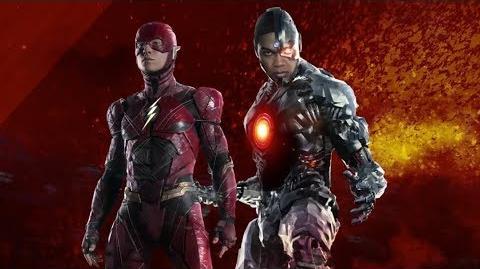 Liga de la Justicia - Ezra & Ray