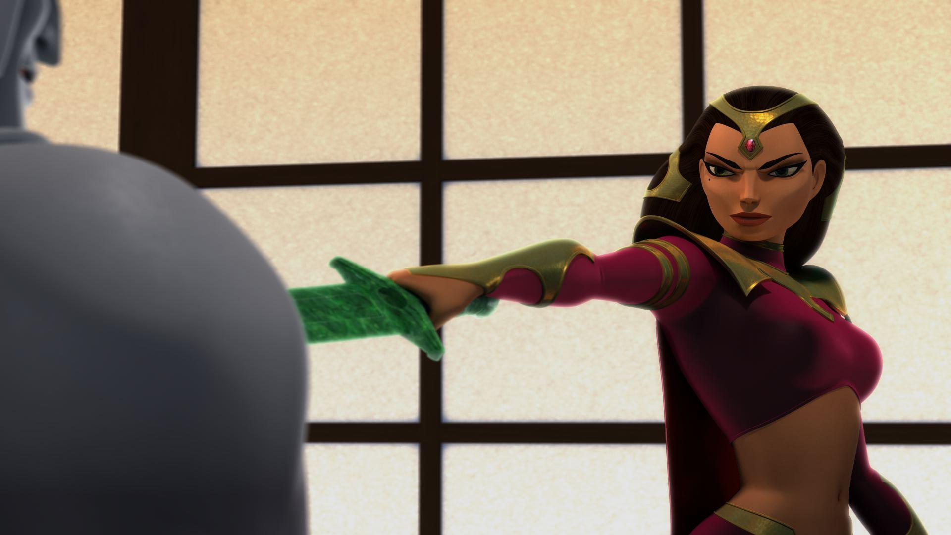 Lady Shiva Beware The Batman