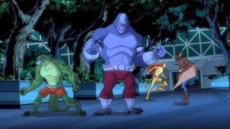 Batman Unlimited Animal Instincts Trailer