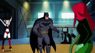 Harley Quinn - Hiedra y Harley se enfrentan a Batman