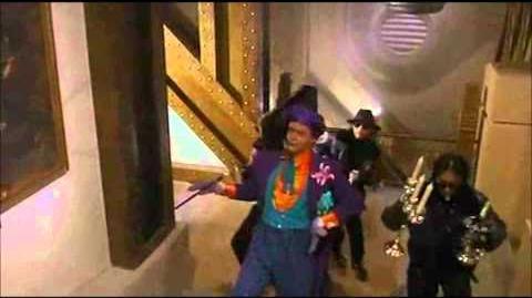 Batman (1989) The Art Gallery
