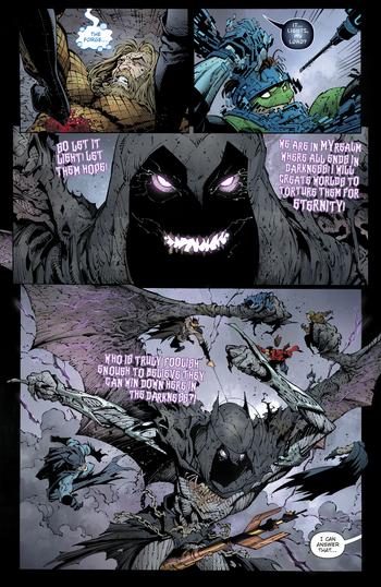 Dark Nights Metal Vol.1 6 imagen