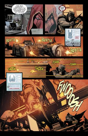 Batman Curse of the White Knight Vol.1 2 imagen
