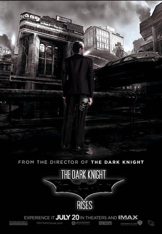 The Dark Knight Rises Wallpaper 21