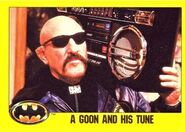 Batman 1989 - A Goon and his Tune