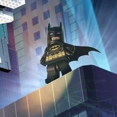 Batman a todo su esplendor en la portada del juego.