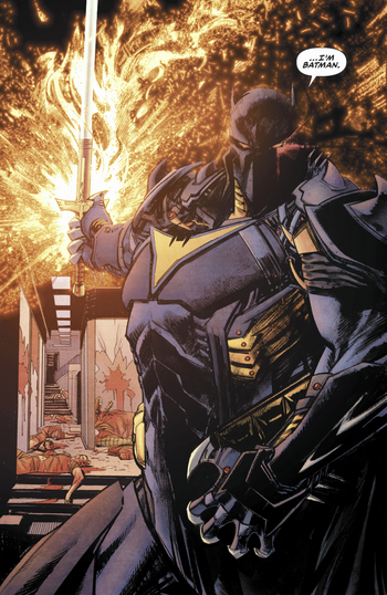 Batman Curse of the White Knight Vol.1 5 imagen