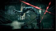Batmanarkhamcity 215 catwoman lazers