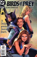 Birds of Prey 68c