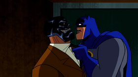 Black mask batman the brave and the bold