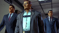 Bruce, Harvey & Gordon (Telltale)