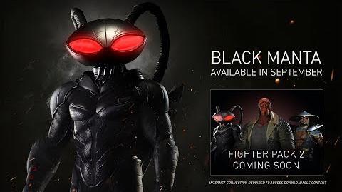 Injustice 2 - ¡Pack de luchadores 2 revelado!