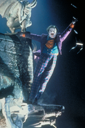 Joker belfry escape