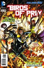 Birds of Prey Vol 3-8 Cover-1