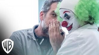 Joker Behind The Scenes with Joaquin Phoenix and Todd Phillips Warner Bros. Entertainment