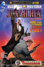 All Star Western Vol 3-15 Cover-1