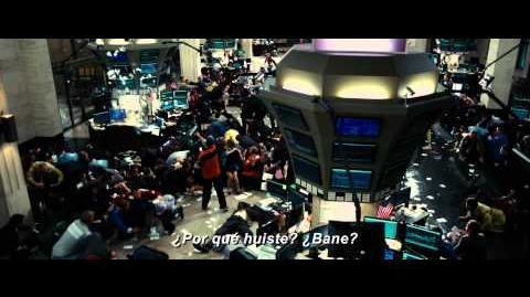 BATMAN EL CABALLERO DE LA NOCHE ASCIENDE - Trailer 3 subtitulado en español HD oficial WB