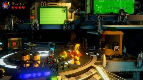 LEGO Batman 3 Gameplay Demo - IGN Live E3 2014
