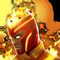 DC Legends Firestorm The Nuclear Man