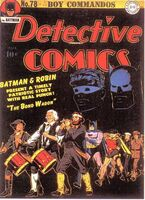 Detective Comics Vol 1-78 Cover-1