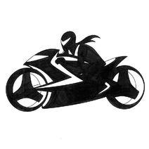 Nightwing Bike