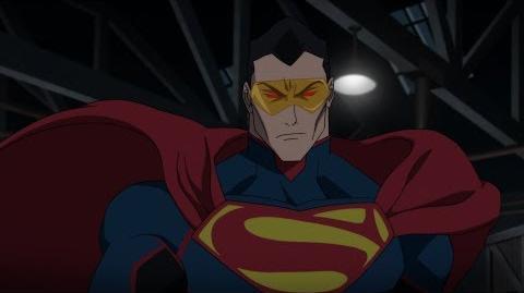 """Reign of the Supermen clip - """"Erradicador"""""""