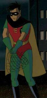 Robin Batman The Animated Series (1992-1995) 3