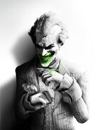 The Joker AC Portrait