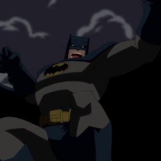 El humo protege a Batman
