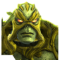 DC Legends Swamp Thing Champion of The Green Portrait