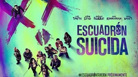 ESCUADRÓN SUICIDA - Trailer