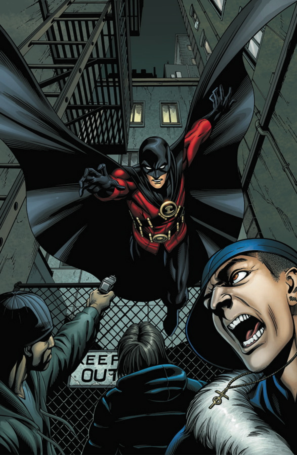 Dating tim drake would include
