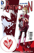 Batwoman Vol 1-39 Cover-1
