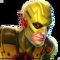 DC Legends Flash Reverso
