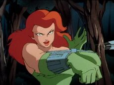 Poison Ivy DCAU Crossbow