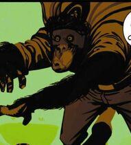 Prof Gorilla Batman Inc