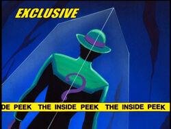 Riddler's costume BatmanBeyond 01