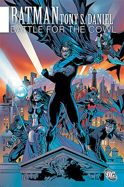 Battle For The Cowl Graphic Novel