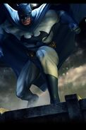 DCUO Batmanartposter