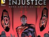 Injustice: Año Cinco Vol.1 1